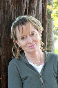 Anne Lamott at some age, doesn't matter, because she is so beautiful.